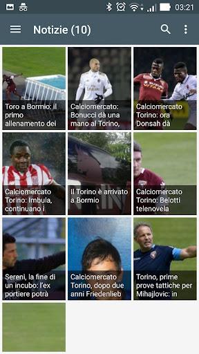 Toro Torino Notizie 1.0 screenshots 3