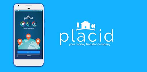 Placid Money Transfer Aplicacions A