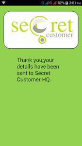 Secret Customer Locator App screenshot 3