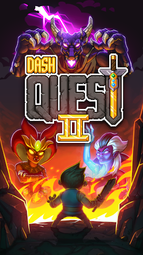 Dash Quest 2 - screenshot