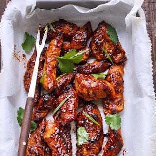 Spicy Baked Chicken Tenders
