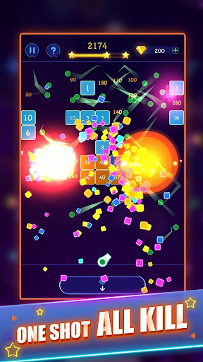 Bricks Breaker - Ball Crusher 1.3.5 screenshots 2