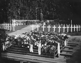 Photo: Toivo Hydenin sankarihauta 8.7.1941