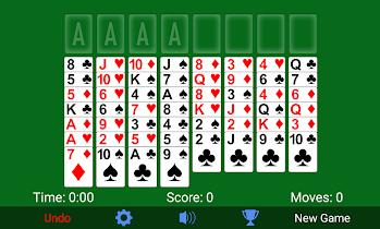 FreeCell Solitaire - screenshot thumbnail 07