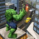 Incredible Monster Big Man Fighting Hero APK
