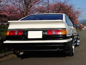 カローラレビン AE86 S62年 GT-APEXのカスタム事例画像 ae86kiwamiさんの2020年02月07日22:58の投稿