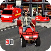 Multi Pizza Delivery Car:ATV Bike,Van & Bumper Car Android APK Download Free By True Gamers