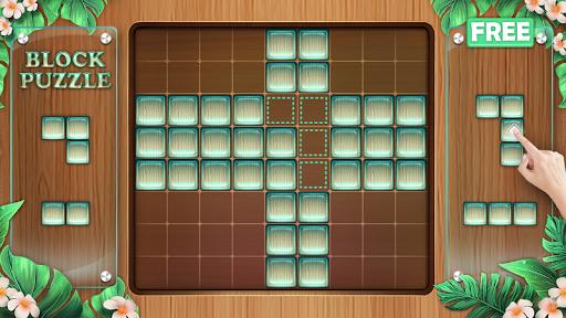 puzzle en bois  captures d'écran 6