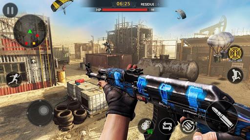 Call Of Battleground - 3D Team Shooter: Modern Ops apkpoly screenshots 8