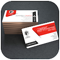 Visiting Card Maker; Business Card Design icon