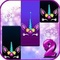 magic Unicorn Piano Tiles:Vocal & Piano icon