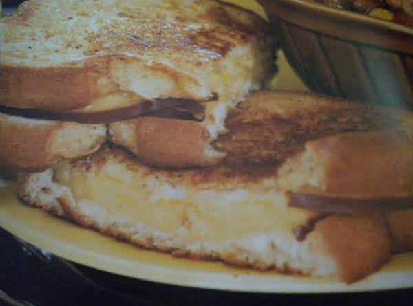 Grilled Gouda Sandwiches Recipe