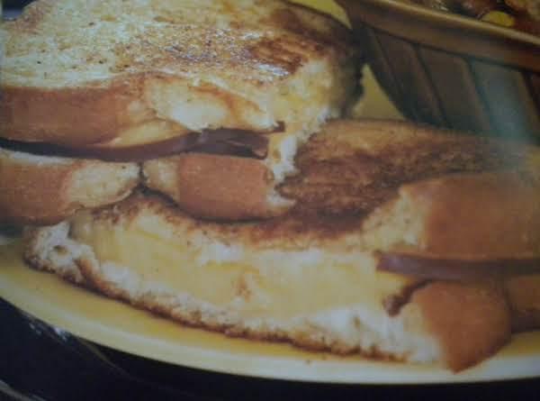 Grilled Gouda Sandwiches