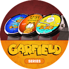 Garfield watch face series icon