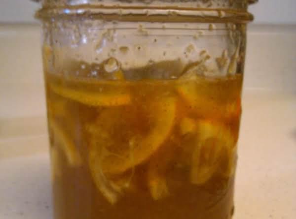 Spiced Immune Booster Honey
