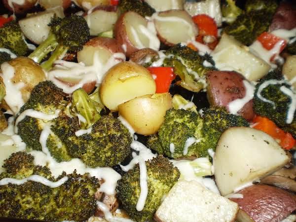 Herb Roasted Vegetables Recipe