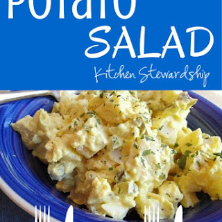 Homemade Potato Salad Recipe, Simple Real Food Style