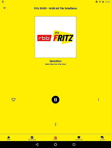 Radio Fritz  screenshots 11