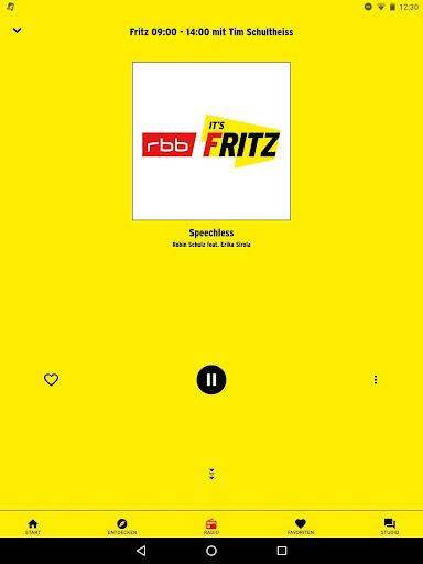 Radio Fritz 3.0.3 screenshots 11