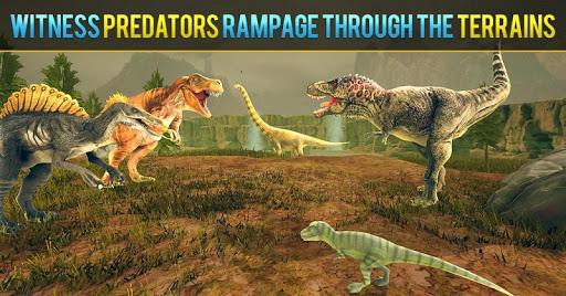 Deadly Dinosaur Hunter Revenge Fps Shooter Game 3D  screenshots 1