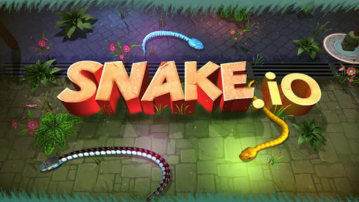 3D Snake . io - screenshot
