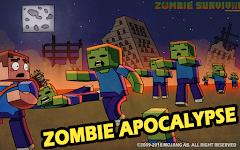 Zombie Apocalypse for Minecraft Map 1.3.1 Apk Download - com.guns ...