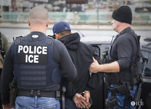 Rising percentage of federal arrests are for immigration violations