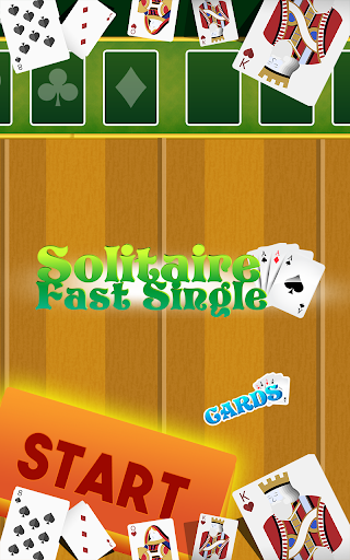 Solitaire Fast Single