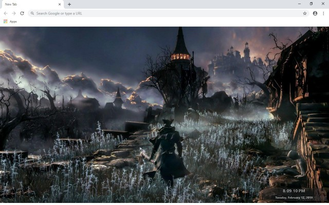 Dark Souls 3 New Tab & Wallpapers Collection