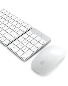 Satechi Slim Wireless Keypad, Silver