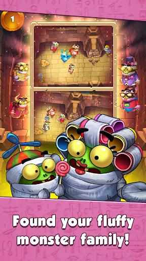 Code Triche Monster Hustle: Fun in dungeons APK MOD screenshots 2