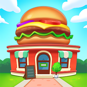 Cooking Diary Best Tasty Restaurant Cafe Game 1.27.1 by MYTONA logo