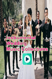 Instrumental Wedding Music Collections   Apps on Google Play