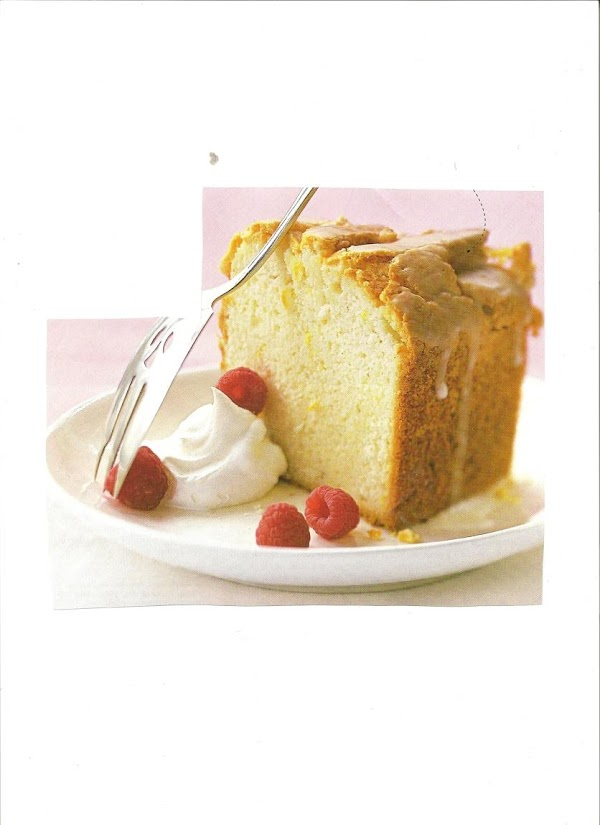 Nanny's Cold Oven Pound Cake Recipe