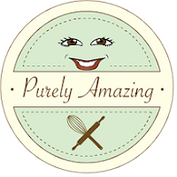 Purely Amazing logo