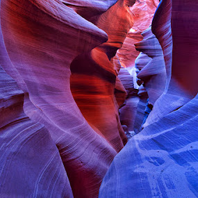 Colour waves by Jure Kravanja - Landscapes Mountains & Hills