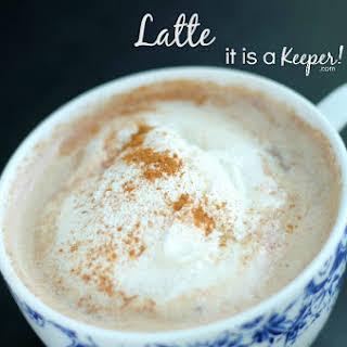 Chocolate Cinnamon Latte.