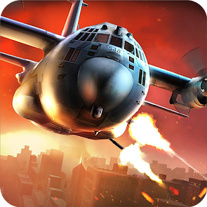 SHOOT ZOMBIES. PROTECT HUMANITY. APK Icon