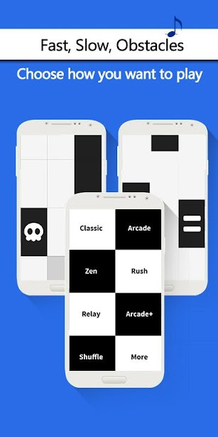 Don't Tap The White Tile screenshot for Android