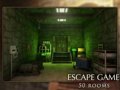Escape Game: 50 rooms 1 Mod Apk (Unlimited Hints) 9