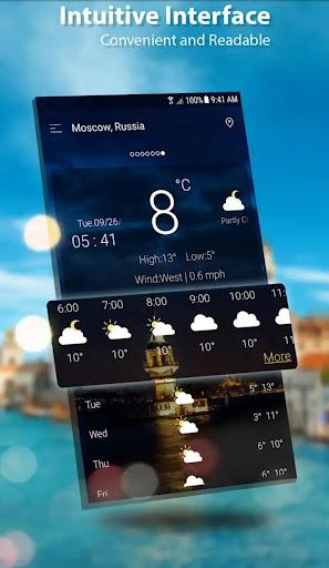 Previsão do Tempo - Tempo ao Vivo screenshot 5