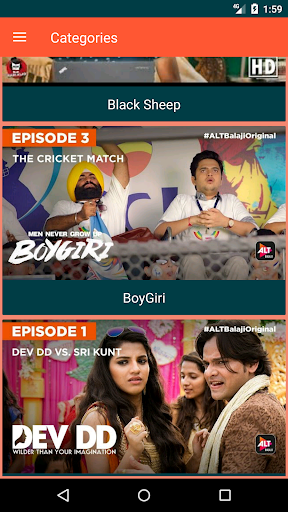 Indian Web Series screenshot 8