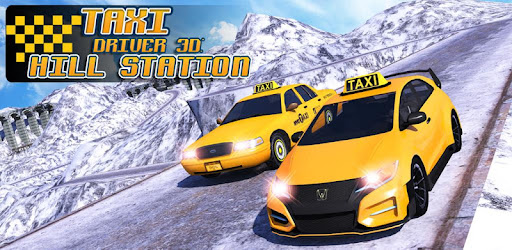 Taxi Driver 3D : Hill Station for PC