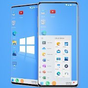 Win 10 theme for computer launcher 2020