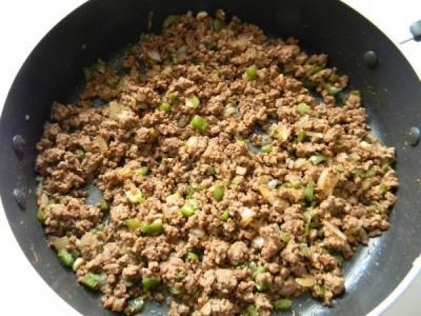For the filling, combine meats, green onions, garlic, salt and peppers in a large...