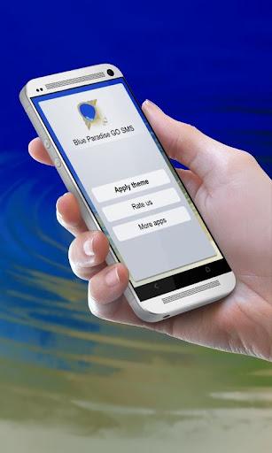 ブルーパラダイス GO SMS