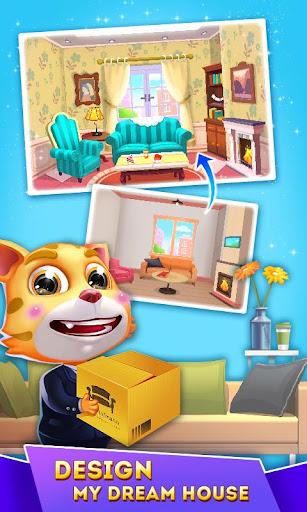 Cat Runner: Decorate Home screenshots 20
