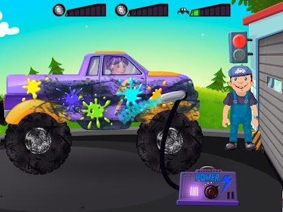 little car wash the free cars fun game for kids screenshot thumbnail
