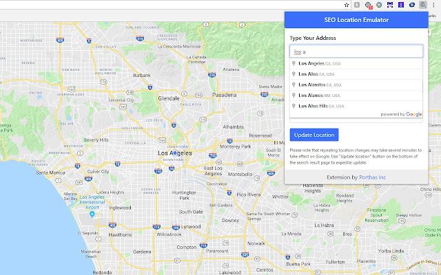 Precise Address Location Emulator for SEO PPC