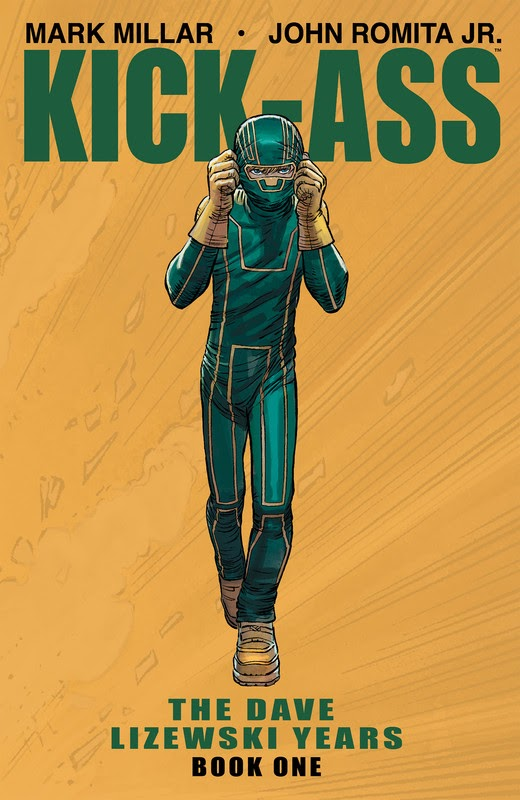 Kick-Ass: The Dave Lizewski Years (2018) - complete